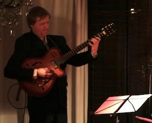 Alexey Wagner bei Biber's Acoustic Salon