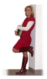 Die Theejungfrau Kathrin Kronebach