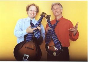 Paul Stowe (USA) & Trevor Morriss (GB)